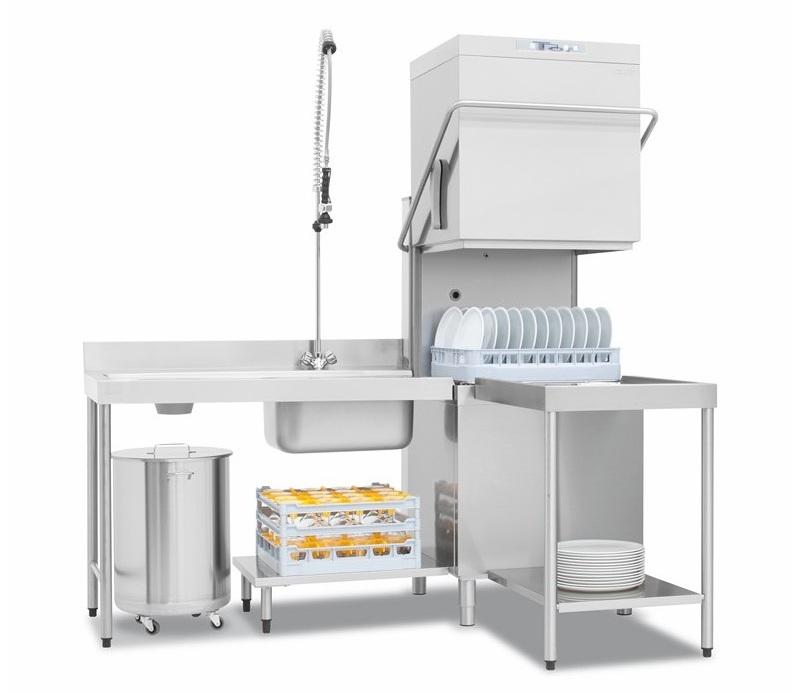 Посудомоечная машина профессиональная для кафе и ресторана обзор