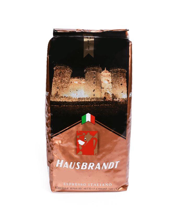 <b>Кофе в зернах HAUSBRANDT</b> Espresso Napoli Неаполь 0,5кг ...